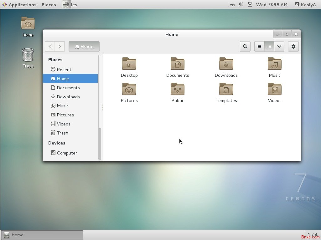 CENTOS7安装桌面系统 CENTOS安装桌面图形化GUI GNOME