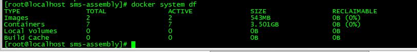 清理Docker占用的磁盘空间