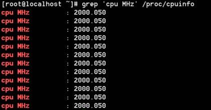 CPU 节能与修改
