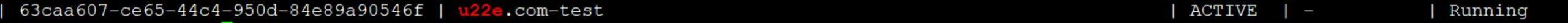 openstack修改虚拟机内存和cpu
