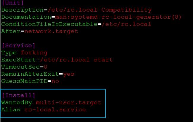 Ubuntu20.04 应用设置开机自启动
